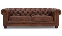 1 Leather Sofas
