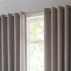 Sorbonne Curtains - Silver