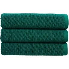 Christy Brixton Towel - Emerald