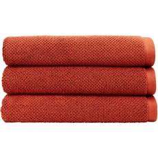 Christy Brixton Towel - Cinnabar