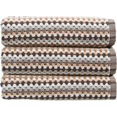Carnaby Stripe Towel Neutral