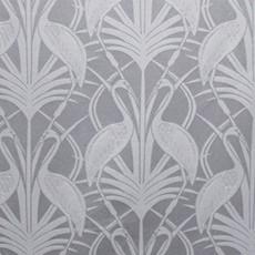 Chateau Deco Heron Curtains - Grey