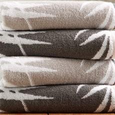 Bamboo Towel - Granite