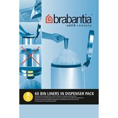Brabantia Smartfix 3L Bin Dispenser - 60 Pack