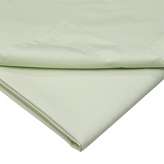 Percale 200 Housewife Pillowcase - Apple
