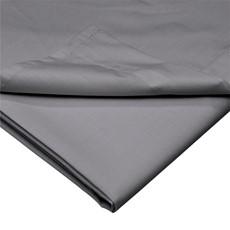 Percale 200 Housewife Pillowcase - Grey