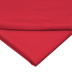 Percale 200 Housewife Pillowcase - Red
