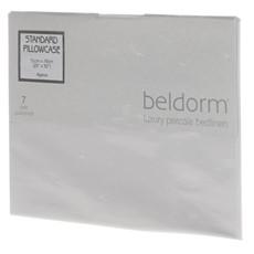 Percale Pillowcase - White