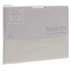 Percale Pillowcase - Ivory