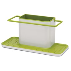 Joseph Joseph Large Sink Organiser - Green