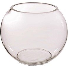 Glass Fish Bowl - Clear