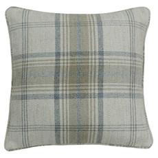 Aviemore Natural Check Cushion