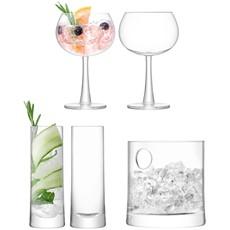 LSA Gin Ice Set - Clear