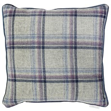 Voyage Tavistock Square Cushion - Heather
