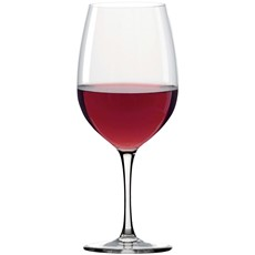 Red Wine Glasses - Set of 6