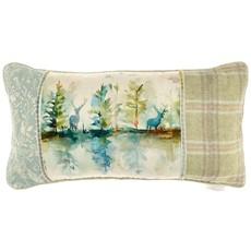 Voyage Wilderness Rectangular Cushion - Patchwork