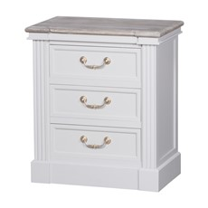 The Liberty Collection - Three Bedside Drawers