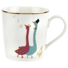 Sara Miller Gliding Geese Mug