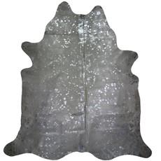 Cowhide Rug - Metallic