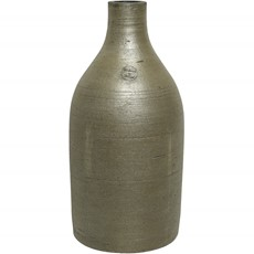 Structured Terracotta Vase - Large