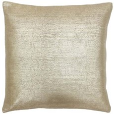 Arora Square Cushion - Gold