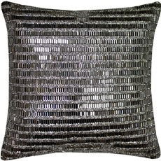 Kylie Odessa Cushion - Silver