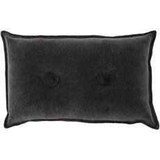 Bobble Cushion - Charcoal