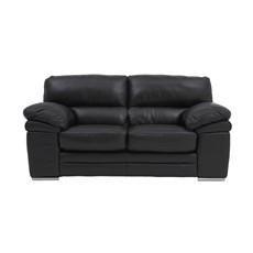 Aldo Leather 2 Seater Sofa