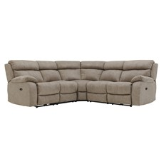 Balance Power Recliner Corner Sofa