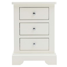 Dove Bedside Chest