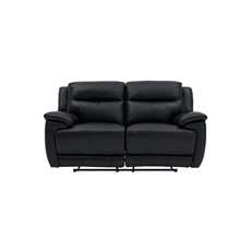 Serenity 2 Seater Recliner Sofa - Leather