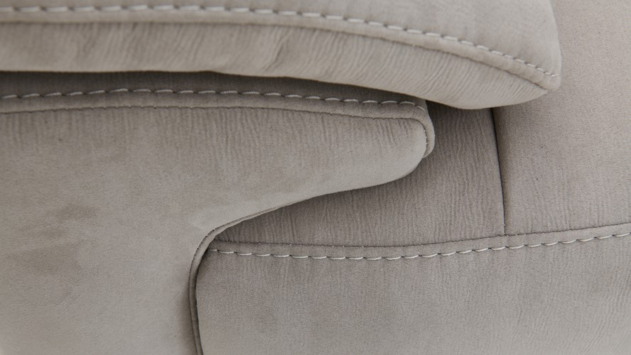 Serenity 3 Seater Recliner Sofa - Fabric