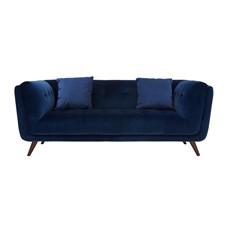 Siena Velvet Medium Sofa