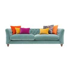 Tetrad Truffle Grand Sofa