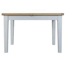 St Ives 120cm Butterfly Dining Table - Grey