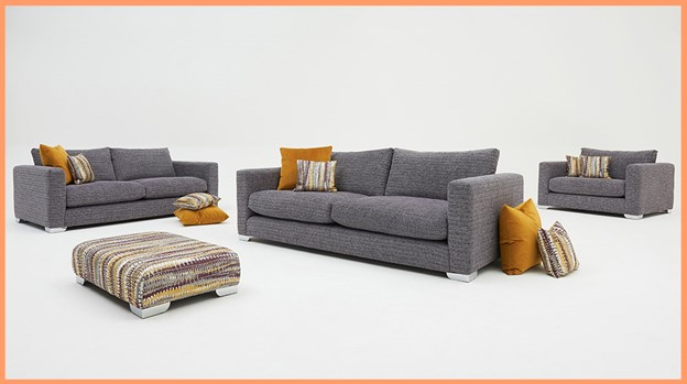 Shop Fabric Sofa Ranges