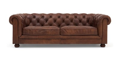 1 Leather Sofas