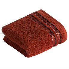 Vossen Cult De Luxe Towel - Terracotta