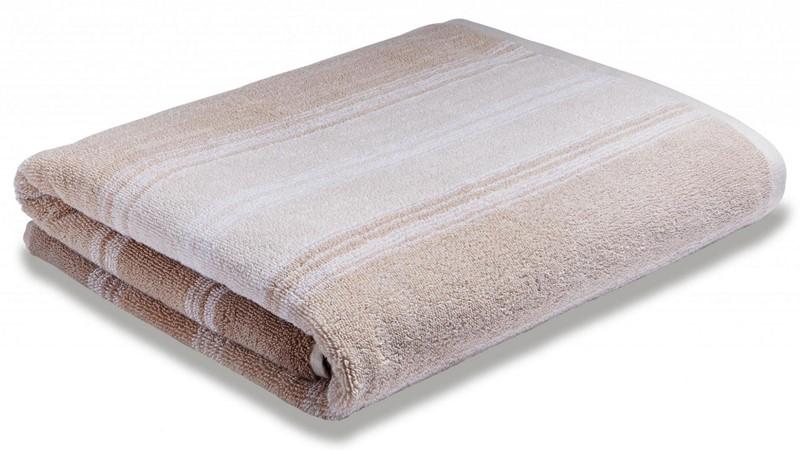 Bianca Cotton Soft Ombre Stripe Hand Towel - Natural