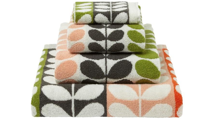 Orla Kiely Multi Stem Hand Towel - Classic