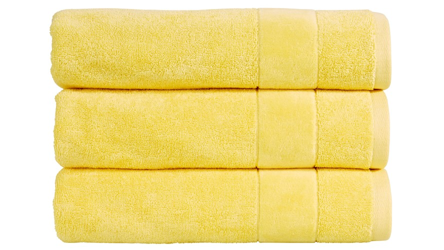 Christy Prism Towel - Taxi Cab Yellow
