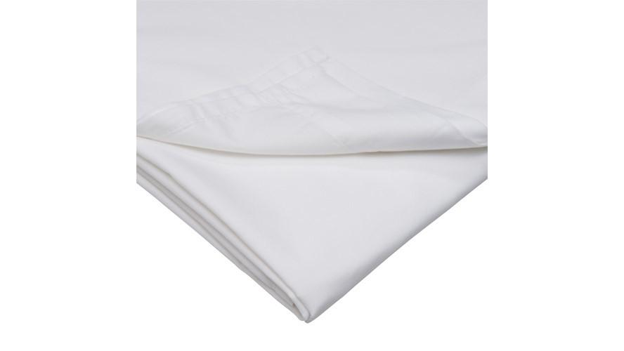 500 Thread Count Duvet Cover - White