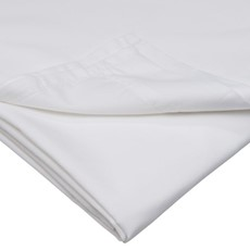 500 Thread Count Duvet Cover - White