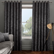 Naples Curtains - Smoke