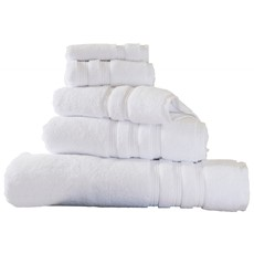 Opulence Towel  - White