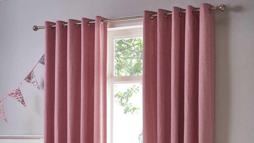 Sorbonne Curtains - Blush