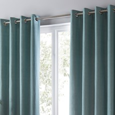 Sorbonne Curtains - Duckegg
