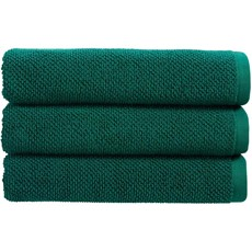Christy Brixton Towel - Emerald
