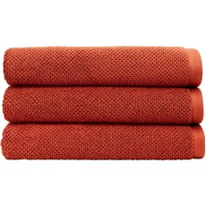 Christy Brixton Towel - Cinnabar