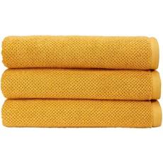 Christy Brixton Towel - Saffron